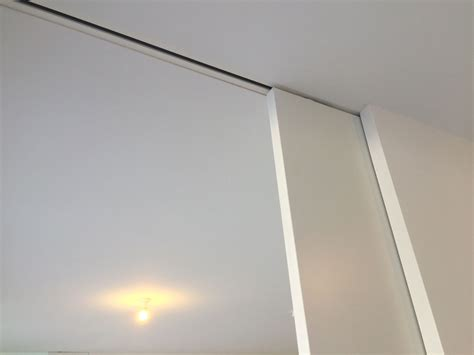 Ceiling Track - height ceiling mounted track system