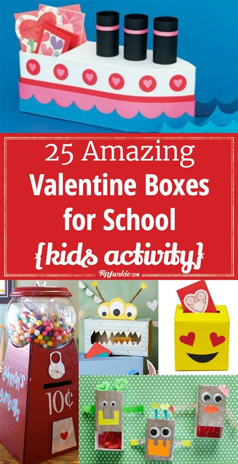 boxes for school 25 amazing boxes for school activity