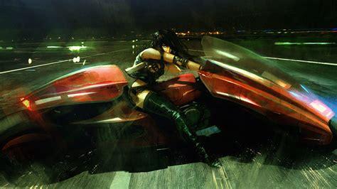 bob ross motors sci fi wallpaper