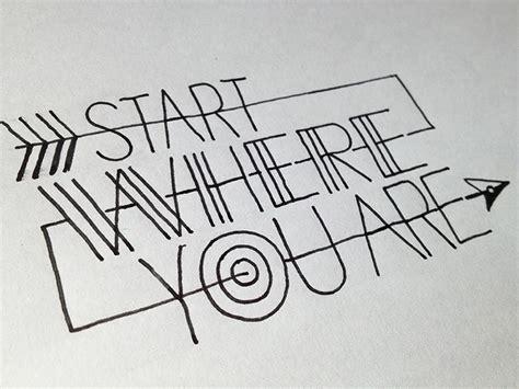 tutorial design quotes typography mania 187 abduzeedo design inspiration