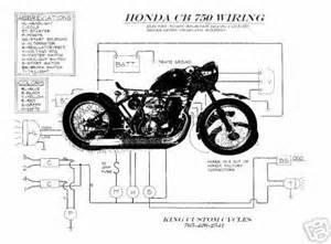 find honda cb750 550 450 350 chopper wiring schematic easy motorcycle in battle ground indiana