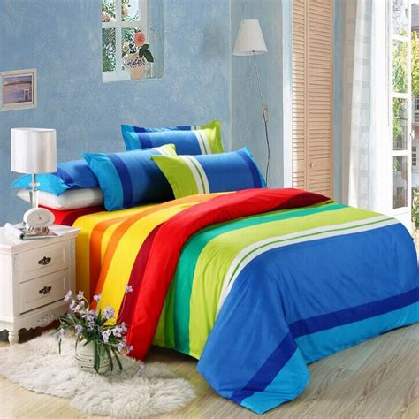 Bedsheet And Duvet Bedding Sets 4pcs For And Size