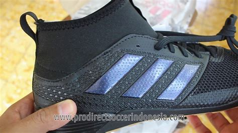 Dodolan Original Sepatu Futsal Adidas Ace 17 3 Primemesh Black sepatu futsal adidas ace 17 3 in black cg3708 original