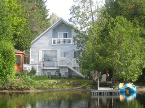 Silk Cottage by Cozy Cottages Silk Cottage Waterfront Cottage Rentals