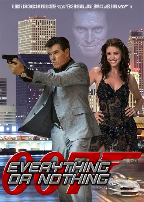 timothy dalton everything or nothing 007 everything or nothing the movie by comandercool22 on