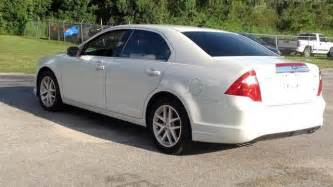 Ford Fusion Sel 2010 Ford Fusion Sel For Sale 695