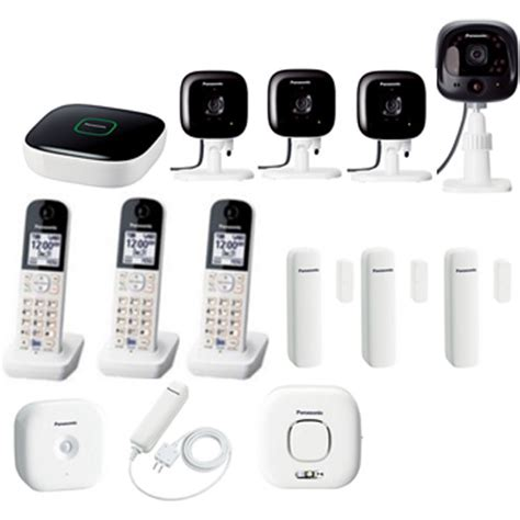 panasonic home monitoring kit b h photo