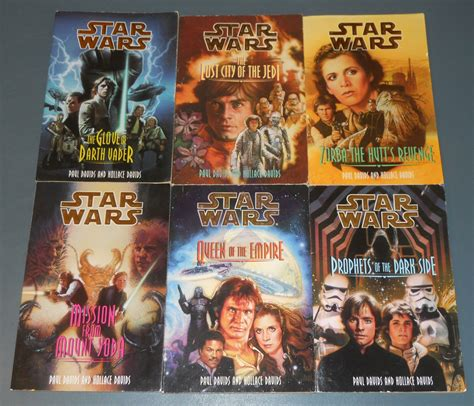 the p s wars books wars jedi prince chapter book books lot series 1 6