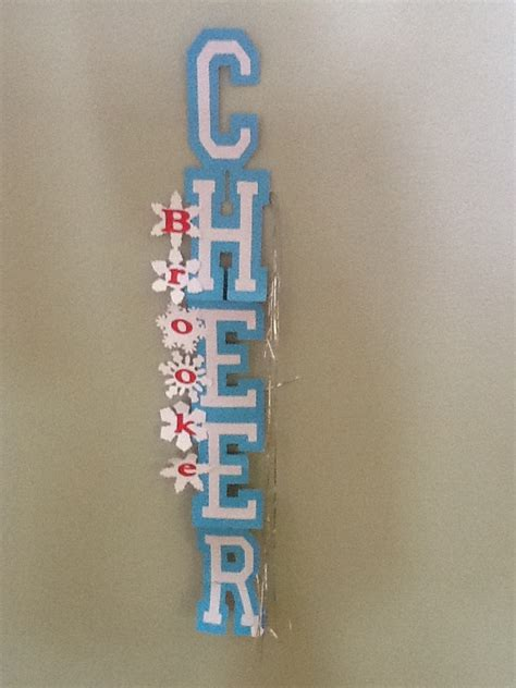 1000 images about locker decorations on cheer