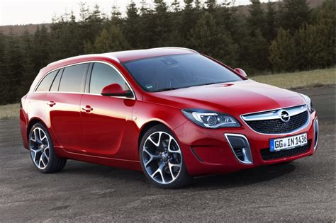 Opel Insignia Opc by Updated Insignia Opc Joins 2013 Opel Insignia Range