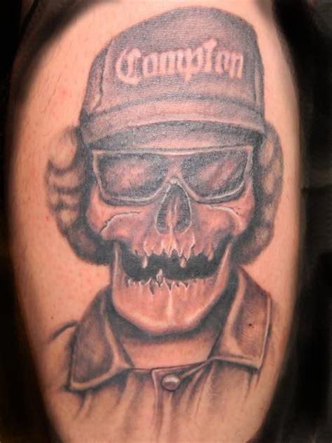 eazy e tattoo eazy e by galen luker tattoonow