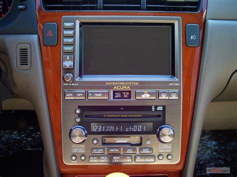 how it works cars 2006 acura rl instrument cluster 2006 acura tl 4 door sedan at navigation system instrument cluster 9504690
