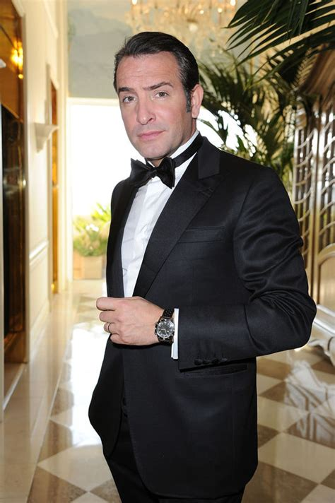 jean dujardin watch jean dujardin a choisi de porter sa montre memovox tribute