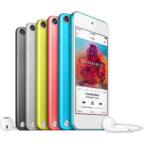 apple ipod touch 5th generation choose your color in 32gb
