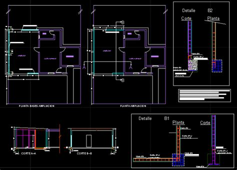 autocad tutorial working with layouts auto shop workshop expansion plans autocad drawing