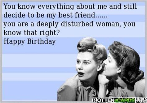 Friends Birthday Meme - happy birthday to my best friend quotes funny image quotes