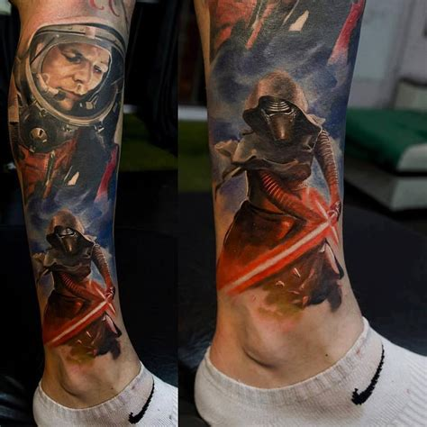 star leg tattoo designs 17 wars tattoos designs