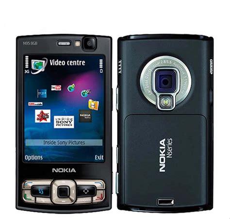 Nokia N95 8gb Black nokia n95 black 8g unlocked smartphone gsm 3g wifi gps 5 0 mp free shipping ebay