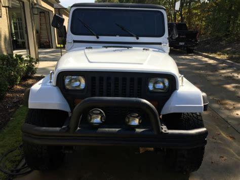 jeep wrangler 2 door hardtop white 1994 jeep wrangler se sport utility 2 door 4 0l 5 speed ac
