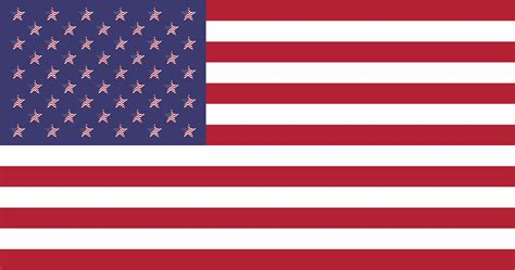 image of american flag i my shapes collection lesson planet
