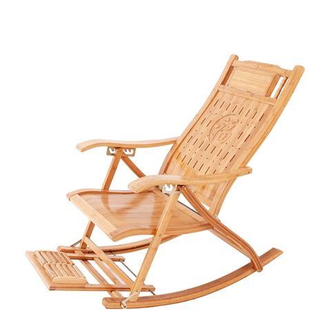 Bamboo Recliner Chair by Get Cheap Folding Bamboo Chairs Aliexpress