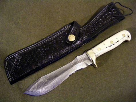 frenchy s custom knives bushcraft and knives