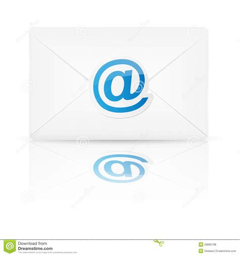 eps format how to open open envelope with email vector illustration royalty