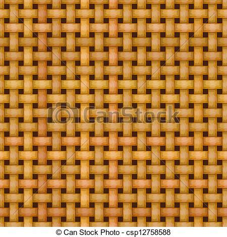weaving pattern drawing vector of wicker basket weaving pattern seamless texture