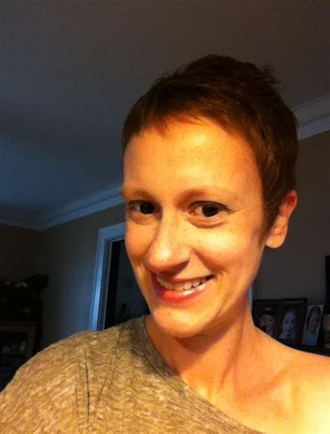 haircuts for chemo patients katydid cancer day 330 first post chemo haircut