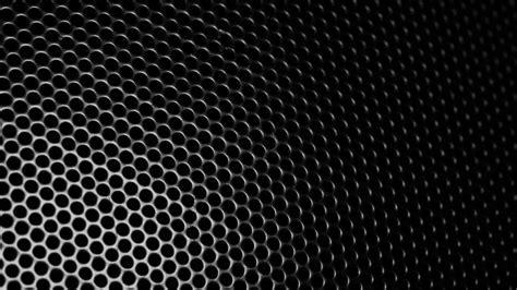 Metallic grid motion background. Dark metal background