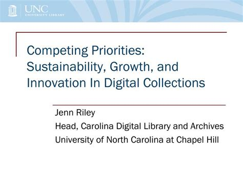 ppt competing priorities sustainability growth and