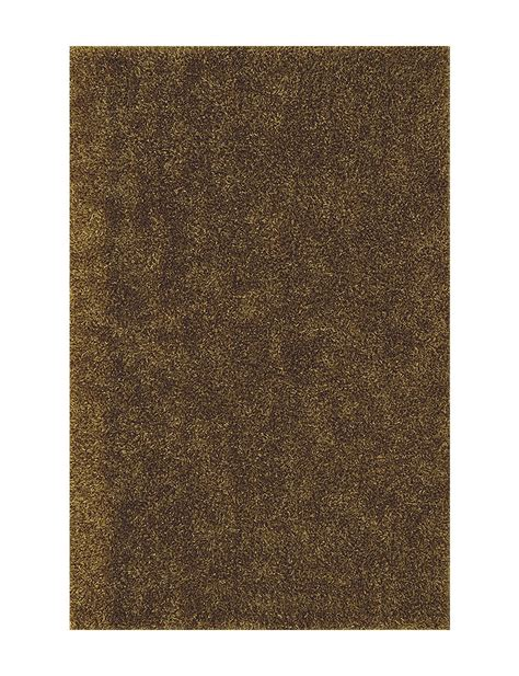 Solid Color Area Rug Dalyn Rugs Illusion Collection Solid Color Gold Shag Area Rug Stage Stores
