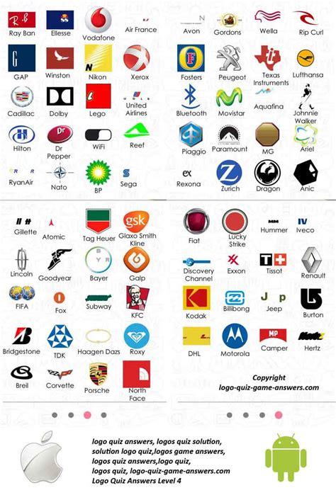 logo finder answers 12 icon answers level 4 images logo quiz