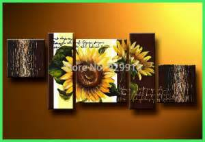 Cheap Kitchen Wall Decor Ideas Sunflower Kitchen Decorating Ideas Home Decoration Plan