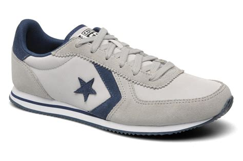 Convers Arizona Racer Size 45 converse arizona racer m trainers in grey at sarenza co uk 180596