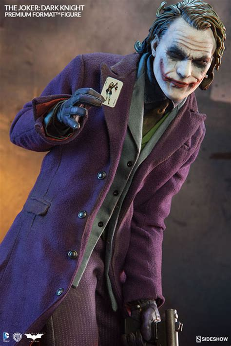 Kaos Wars Poster 03 the joker premium format staty scifishop se