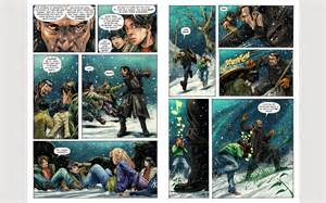 gallery for gt the titans curse graphic novel