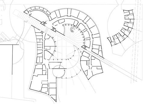 Floor Plan Design Ricardo Porro And Renaud De La Noue Architects Junior