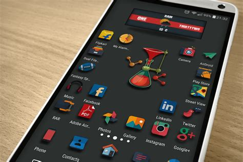 best new icon packs for android december 2015 - Best Android Icon Packs