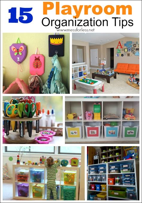 playroom organization playroom organization tips mess for less