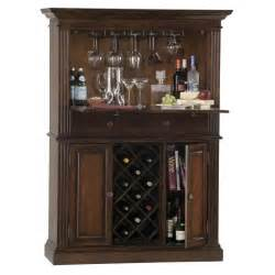 Liquor Bar Cabinet Howard Miller Seneca Falls Home Bar Liquor Cabinet Ebay