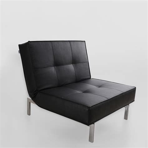 Futon Chair Mattress Sofa Bed 03 Single Futon Chair Modern Sleeper Chairs