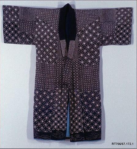 kimono pattern meanings sashiko kimono 刺し子 patterns of dying w indigo clothing
