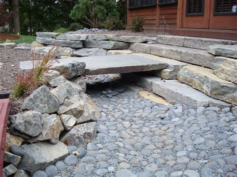 backyard dry creek bed 737 best backyard landscaping ideas images on pinterest