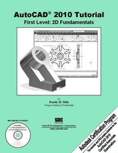 autocad tutorial book free download ebook autocad 2009 tutorial first level 2d fundamentals