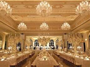 Trump Home Mara Largo In Palm Beach Banquet Room Donald Trump Home