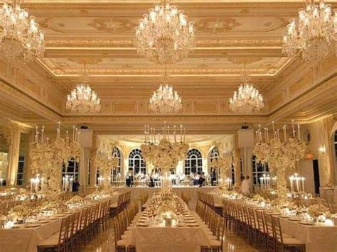 trump home mara largo in palm beach banquet room donald trump home