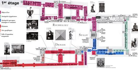 louvre museum floor plan top 5 unknown facts about the louvre blue fox travel