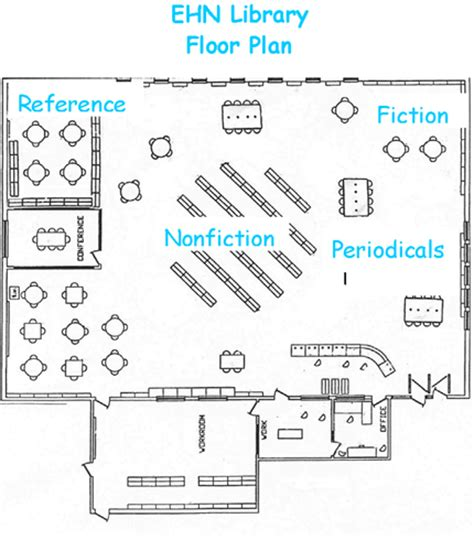 school library floor plans library floor plan