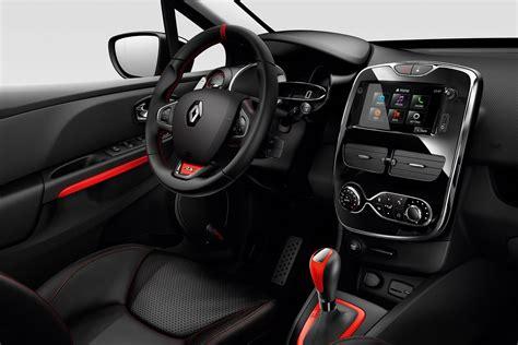 Renault Clio Interior 2014 by 2014 Renault Clio R S 200 Edc Image 9 11 Dreamcarsite